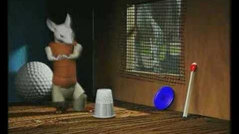 Stuart Little (Animators screen test)