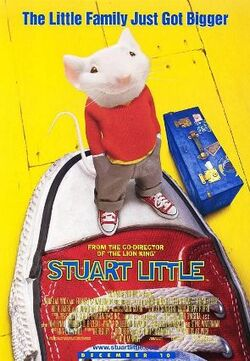 Stuart Little 1999 poster