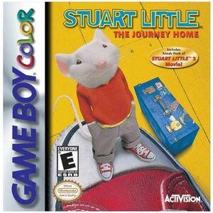 Stuart Little The Journey Home GBC