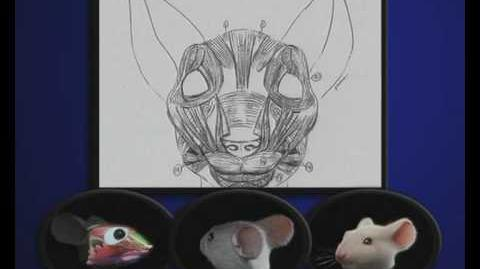 Stuart little mouse 3d animation