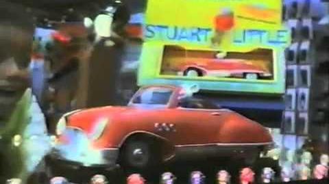 Radioshack - Stuart Little RC Car