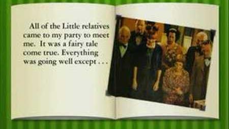Stuart Little Story Telling