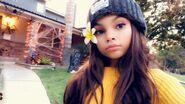 Ariana Instagram pic 1