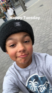 Malachi Instagram stories 1