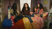 Diaz Sisters Share A Secret