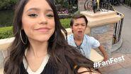 Malachi & Jenna @ Disneyland