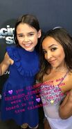 Ariana Greenblatt on DWTS Juniors 2