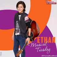 Tuesday Ethan