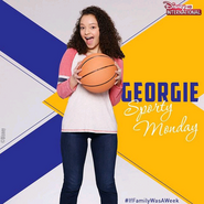 Monday Georgie