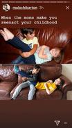 Malachi family moments 1