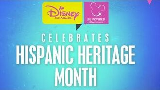 Hispanic Heritage Month Be Inspired Disney Channel