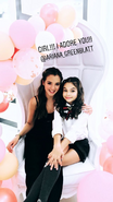 Ariana and Alexa Nisenson