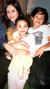 Jenna-Ariana-Malachi together