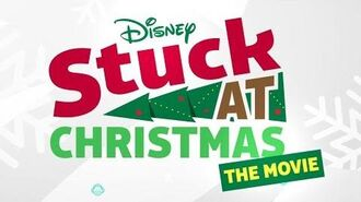 Stuck at Christmas The Movie Tease 🎄 Stuck in the Middle Disney Channel-3