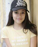 Jenna Ortega cool look