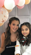 Ariana and Alexa Nisenson 2