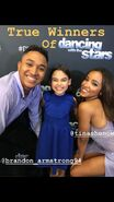 Ariana Greenblatt on DWTS Juniors 1