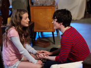 Fabina in the attic hoa