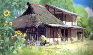 Pom-poko-tanukis-house