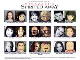 Spirited Away/Voice actors