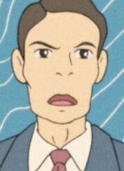 Newscaster - Ponyo
