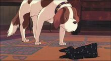 Dog Get fused