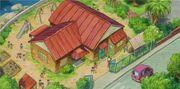 Ponyo-kindergarten