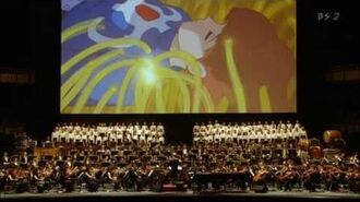 Nausicaa of the Valley of the Wind Joe Hisaishi in Budokan