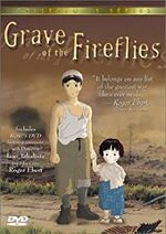 Grave of Fireflies DVD SP CPM