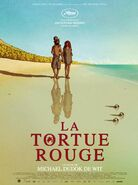 The Red Turtle - French
