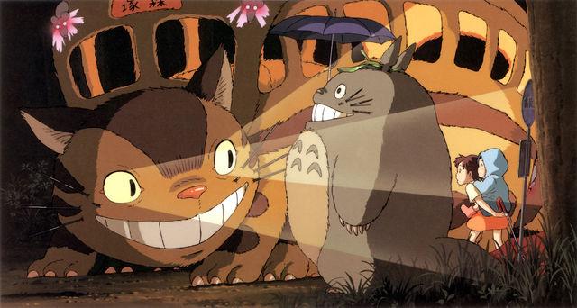 Catbus   Studio Ghibli Wiki   FANDOM powered by Wikia