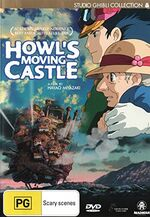 Howls Moving Castle Limited DVD Madman