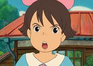 Kumiko annoyed