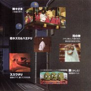 Spirited Away Soundtrack Booklet p. 06