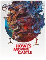 Howls Moving Castle Steelbox StudioCanal