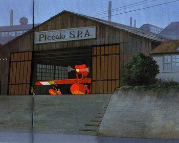 Piccolos garage