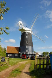 Burnham Overy Tower Windmill
