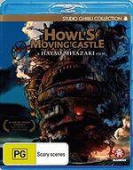 Howls Moving Castle BD Madman