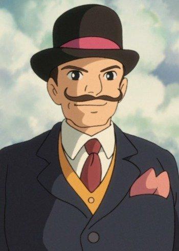 Giovanni Battista Caproni | Ghibli Wiki | Fandom