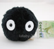 Soot Ball - Plush Toy