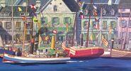Howl's Moving Castle - Porthaven