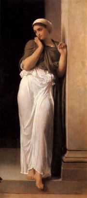 Nausicaa goddess