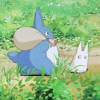 Mini Totoro