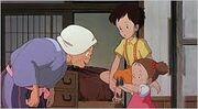 Granny, mei and satsuki