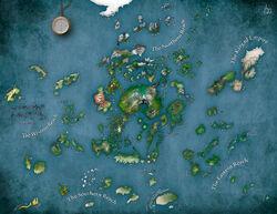 Map of Earthsea