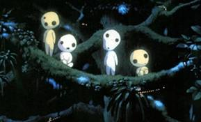 Kodama from Princess Mononoke
