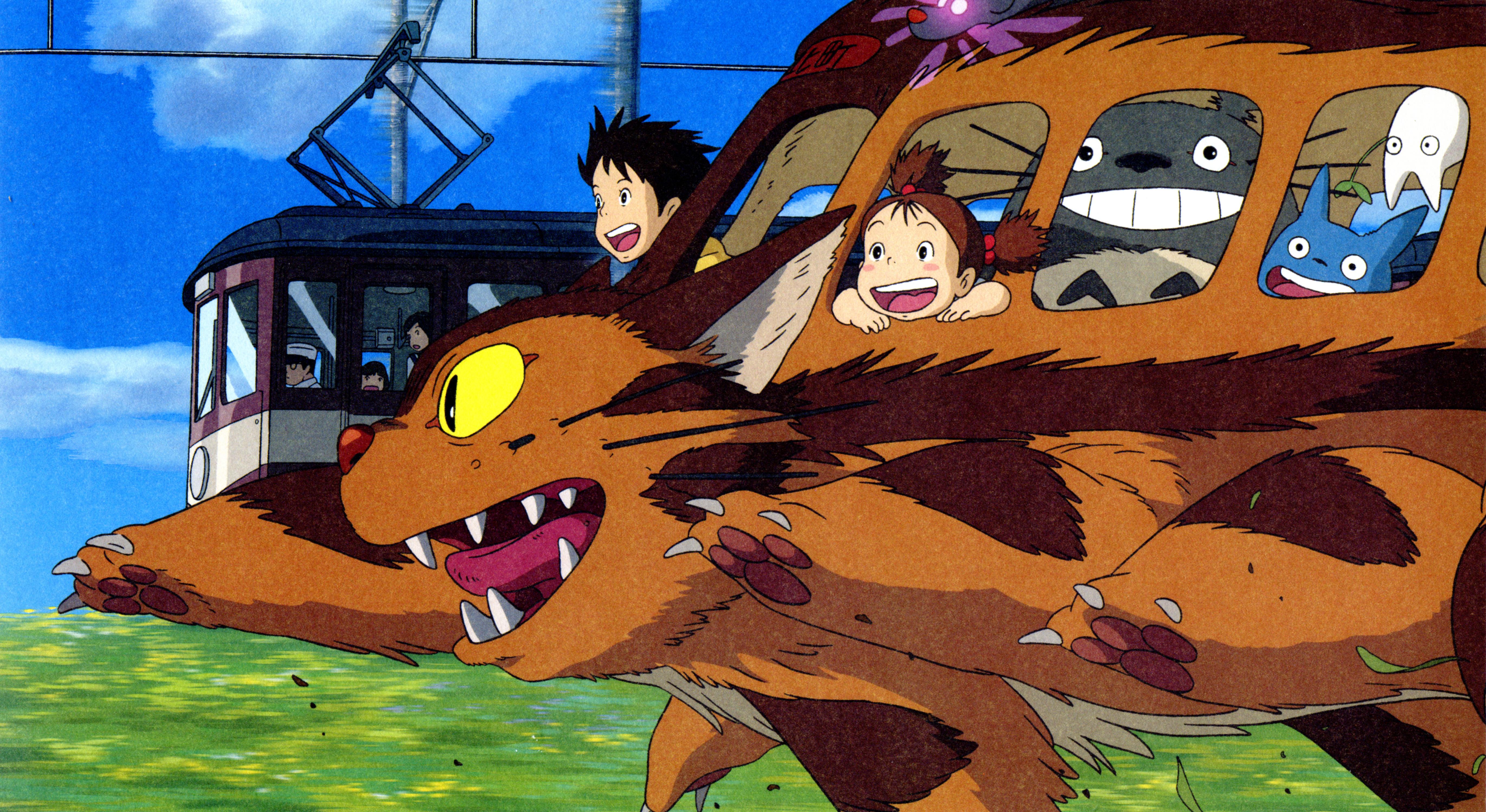 Catbus Ghibli Wiki Fandom