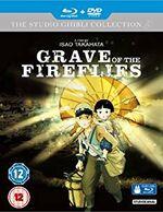 Grave of Fireflies DVD BD SC