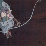 Spirited Away Soundtrack Booklet p. 12
