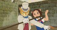 Cat Returns - together